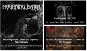 Black Metal Music Blogs
