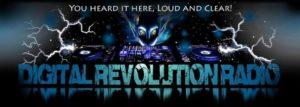 Digital Revolution Radio – DRR – www.digitalrevolutionradio.com