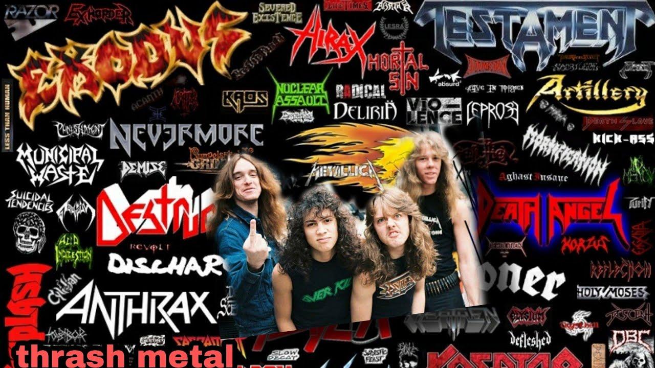 80's Thrash Metal Compilation