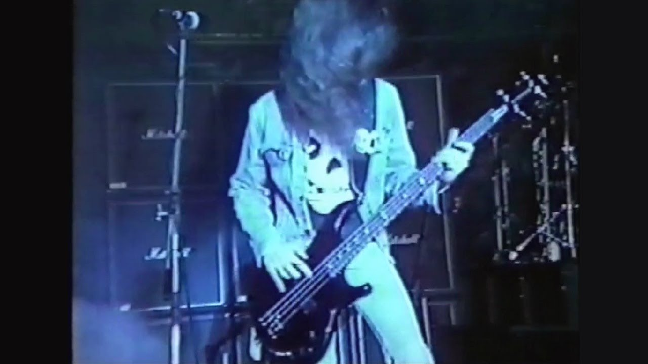 Metallica – Live at Metal Hammer Festival '85 | 720p60fps Upscale