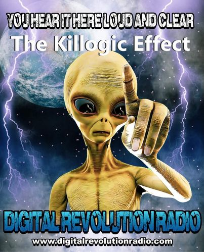 #Tunein @ 1:00 pm EST For The Killogic Effect On Digital Revolution Radio https://www.digitalrevolutionradio.com/ And We…