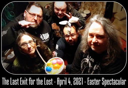Today at noon EST on Digital Revolution Radio you can hear the final airing of this week's The Last Exit For The Lost -…