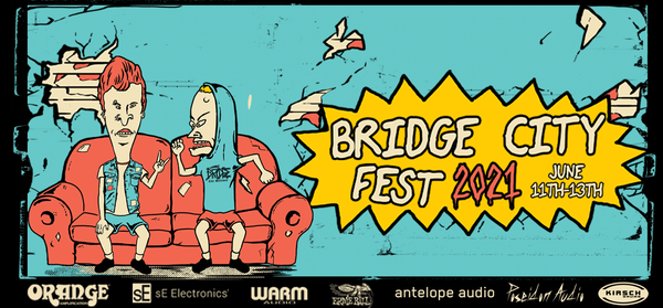 Bridge City Sessions and Fake Publishing Millionaires bring you a 4/20 Celebration of Stoner Riffs & Ingenuity –  Indica…
