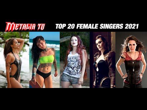 Top20 Female Metal Singers 2021