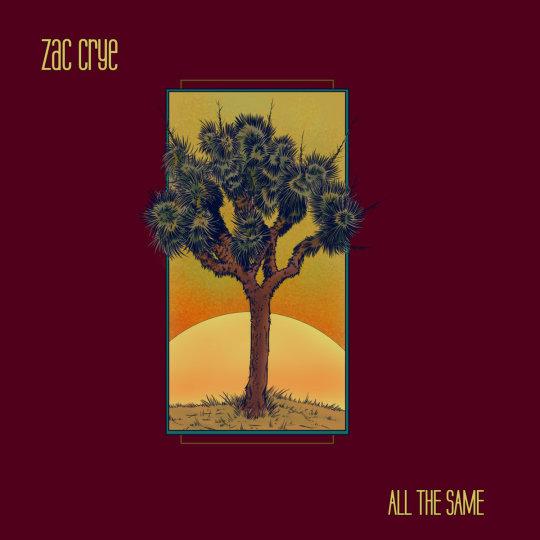 Desert Rocker Zac Crye Goes Solo, Drops Debut EP