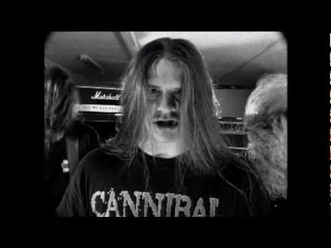 Cannibal Corpse – Sentenced To Burn (OFFICIAL VIDEO)