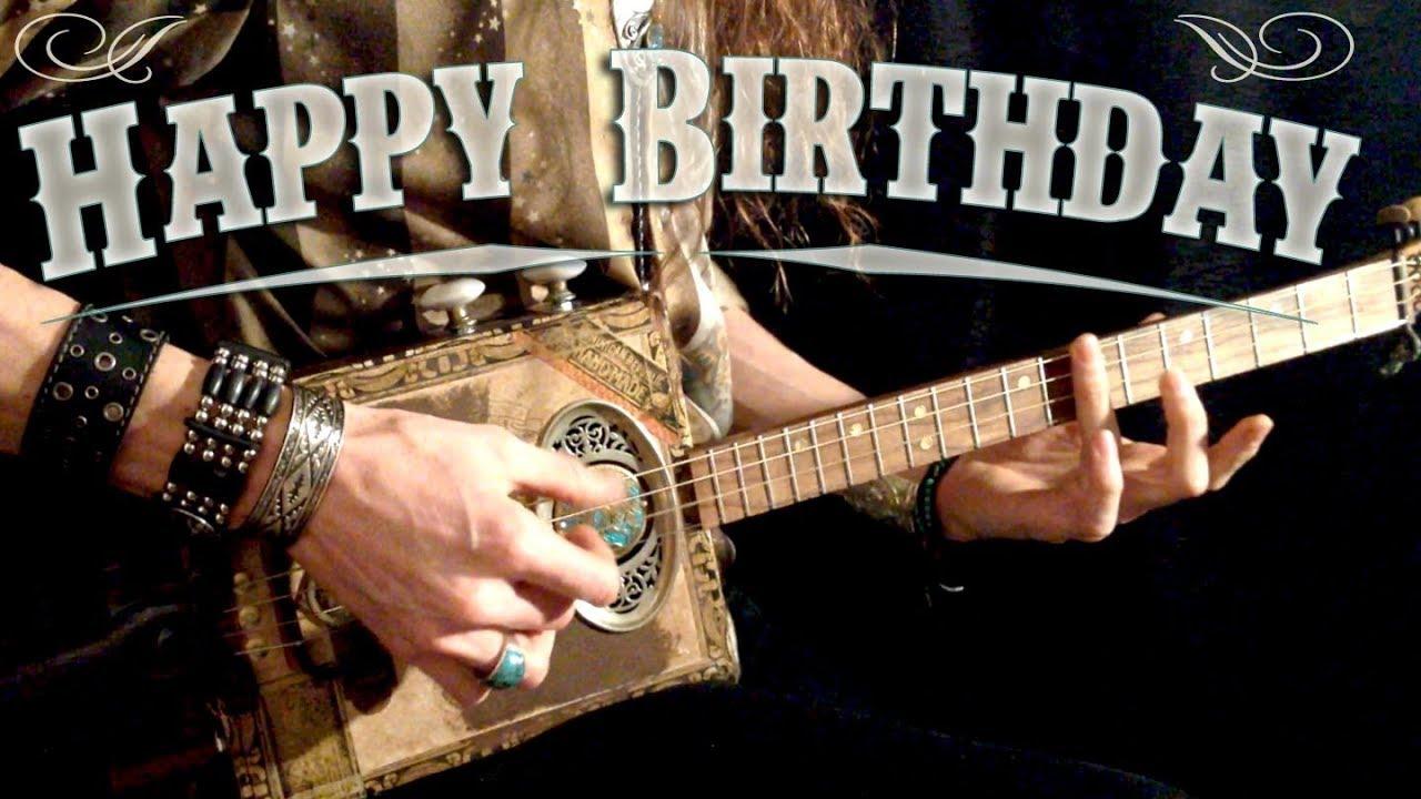 Happy Birthday (Rock Version)
