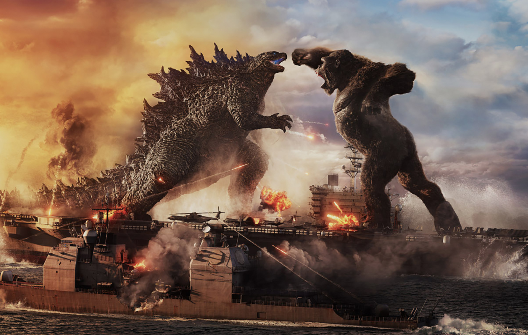 'Godzilla vs. Kong' becomes US highest-grossing film of the pandemic era