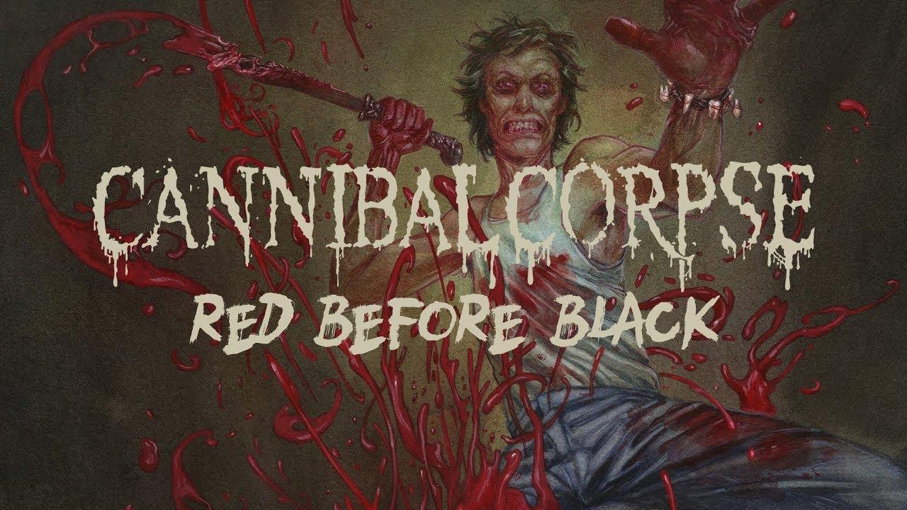 Cannibal Corpse – Red Before Black (FULL ALBUM)