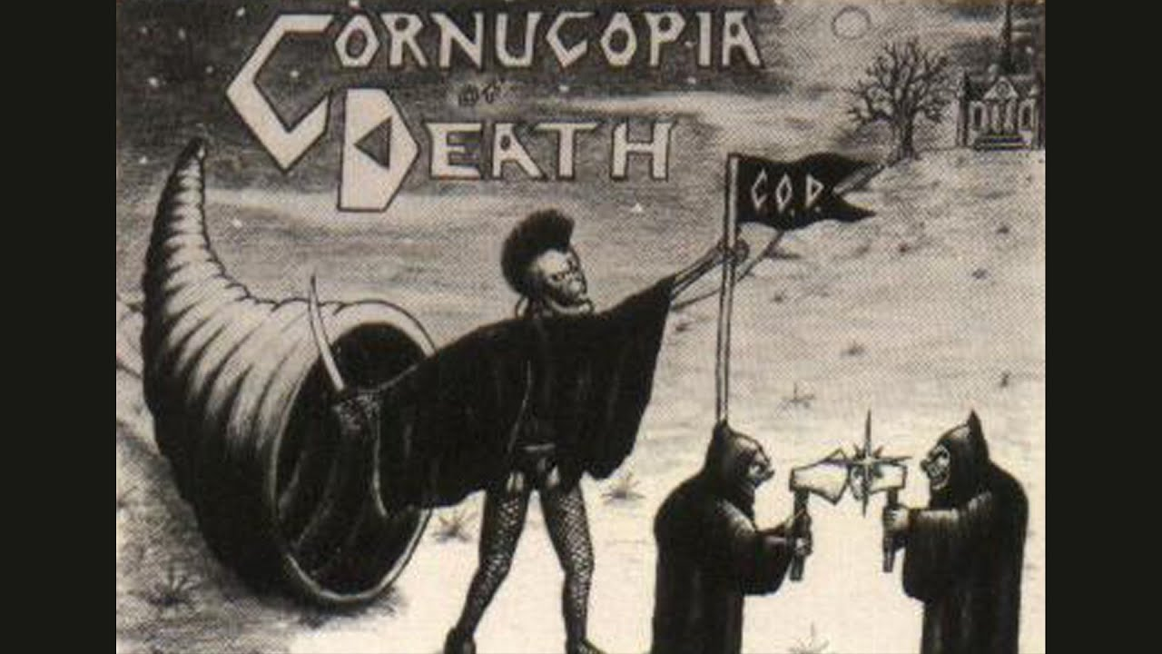 Cornucopia of Death – RARE Underground Thrash Metal / PUNK Cassette (1990)