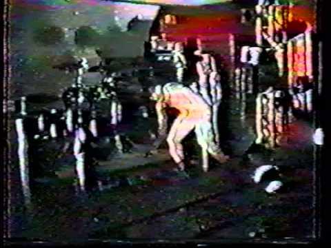 GG Allin   Warehouse, Chicago   Nov, 15 1986