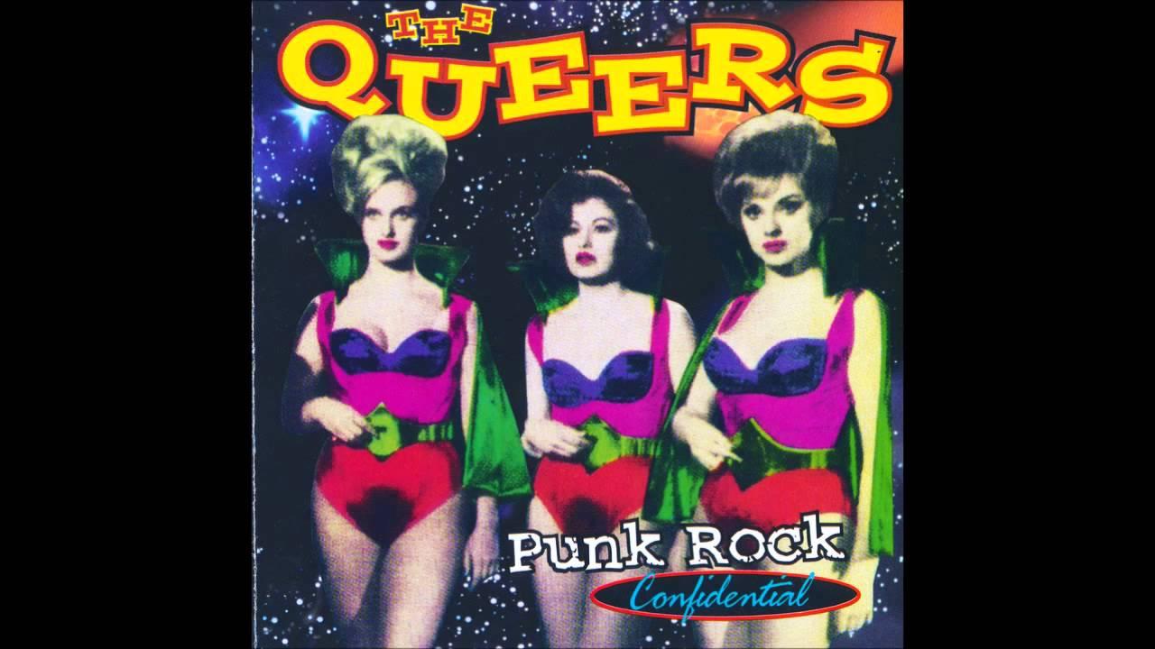 The Queers – Punk Rock Confidential [Full Album]