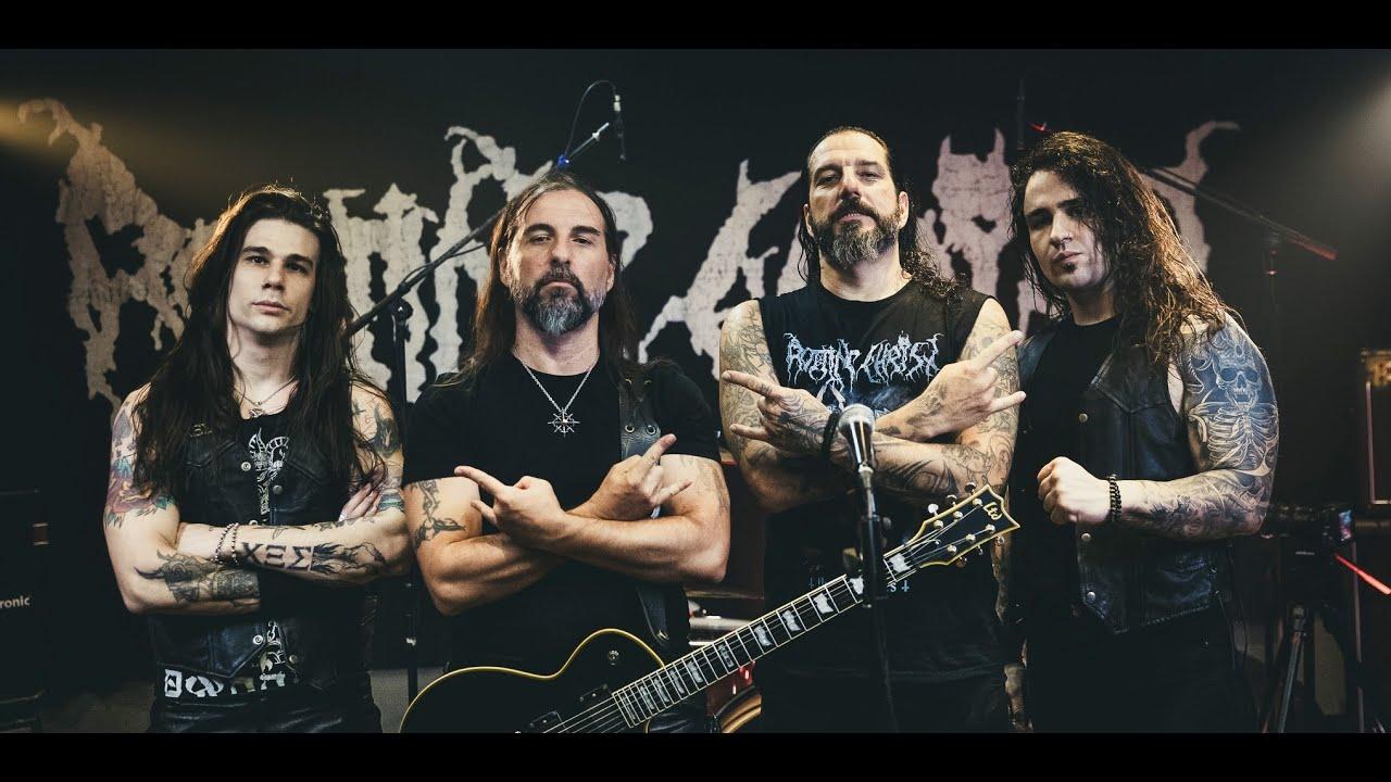Rotting Christ-Streaming for European Metal Festival Alliance-2020