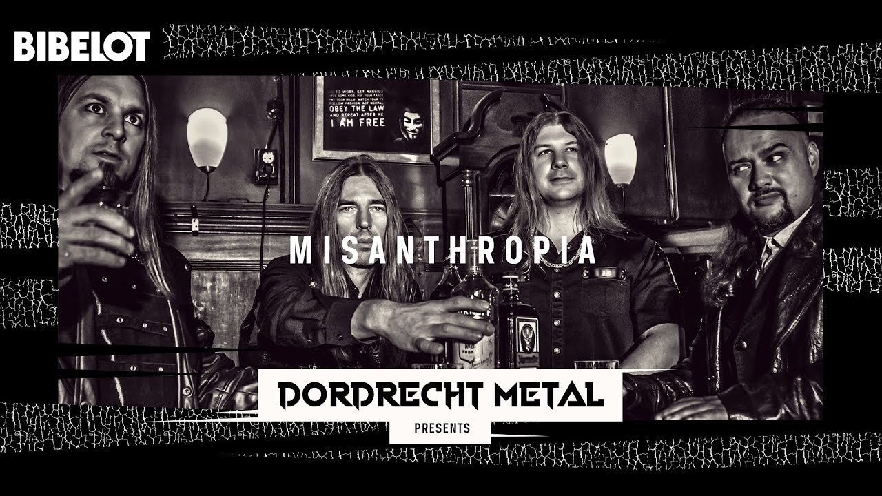 Livestream: Dordrecht Metal Presents Misanthropia