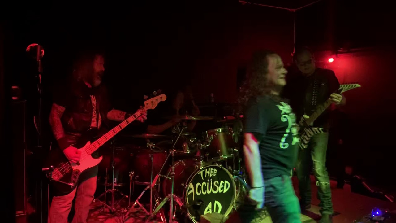 Accused AD – Halo Of Flies