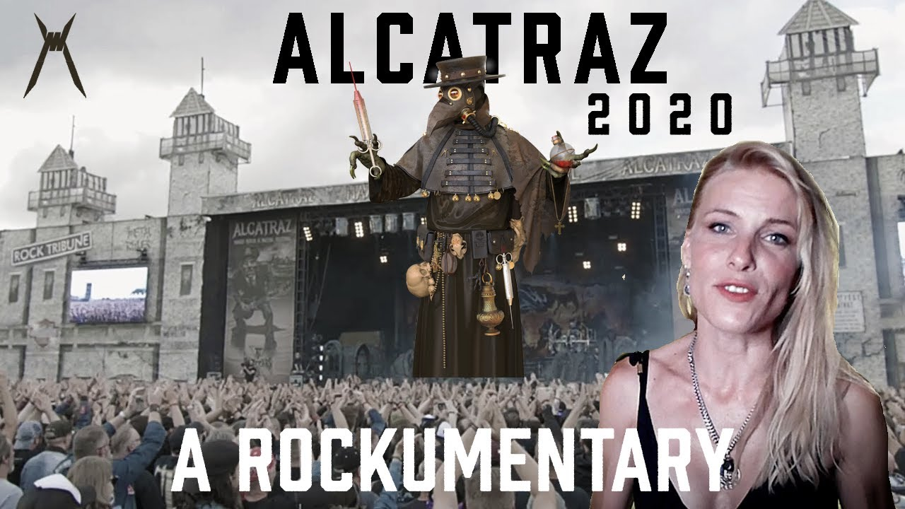 Alcatraz Festival 2020: the lockdown version (rockumentary)