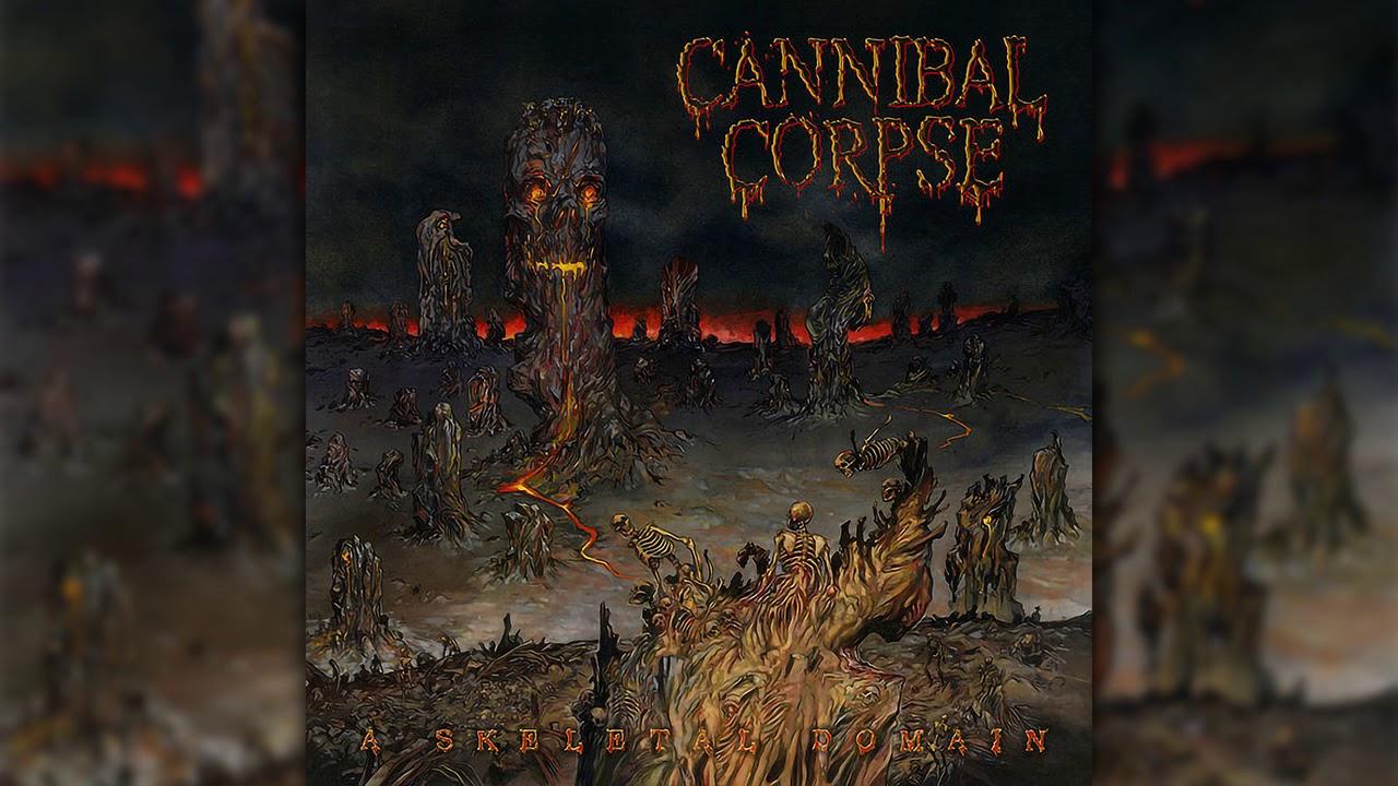 Cannibal Corpse – A Skeletal Domain (2014) [Full Album] HQ