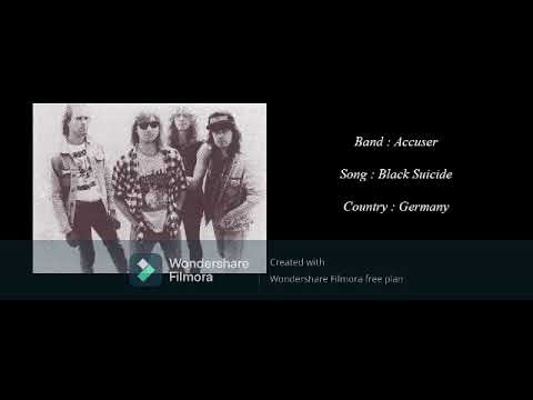 80s Thrash Metal Compilation