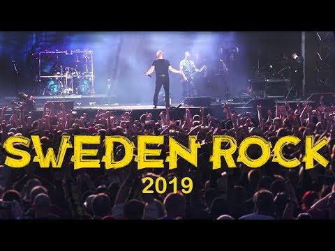 SWEDEN ROCK FESTIVAL 2019 – Compilation