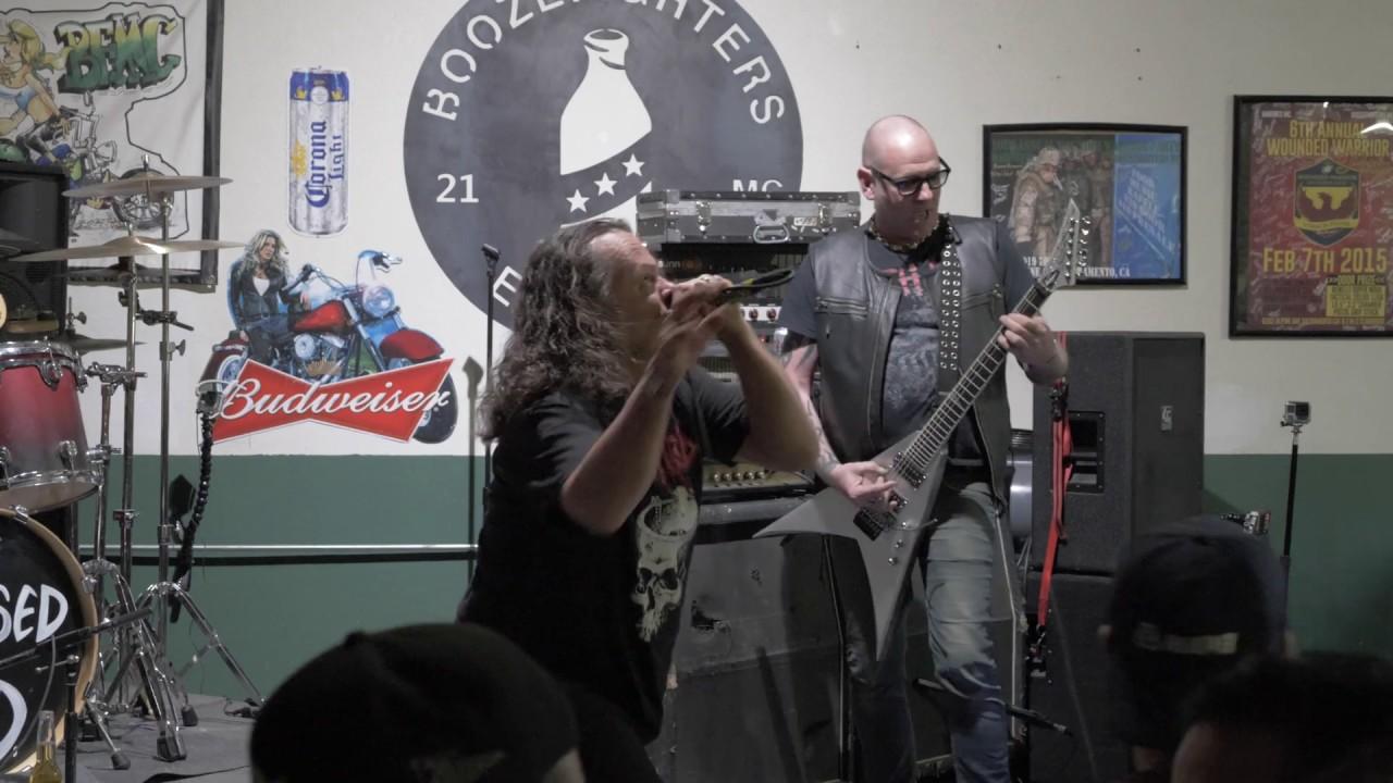 The Accused A.D.- Den of Sin, Sacramento Ca. 10/25/19 4k UHD Live