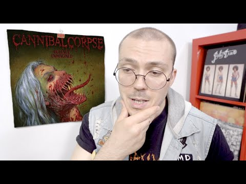 Cannibal Corpse – Violence Unimagined ALBUM REVIEW