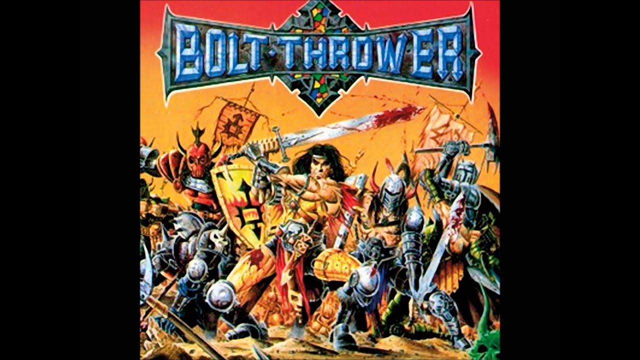 Bolt Thrower – War Master (Full Album)