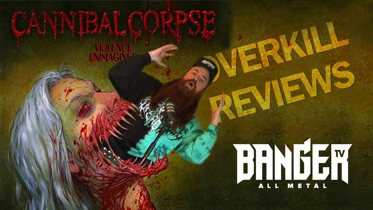 CANNIBAL CORPSE Violence Unimagined Album Review
