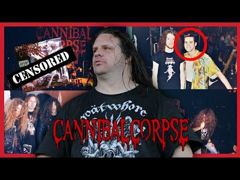 La historia de Cannibal Corpse una de las bandas más censuradas del mundo