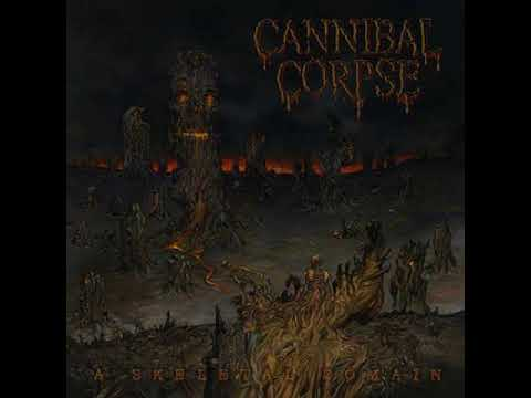 Cannibal Corpse – A Skeletal Domain (Full)