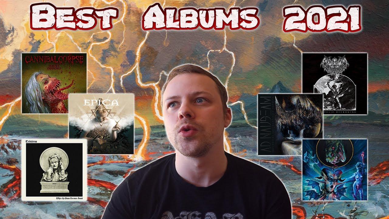 Best Metal Albums Of 2021 (So Far)