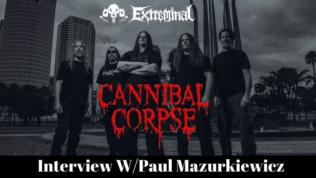 Cannibal Corpse Interview w/Drummer