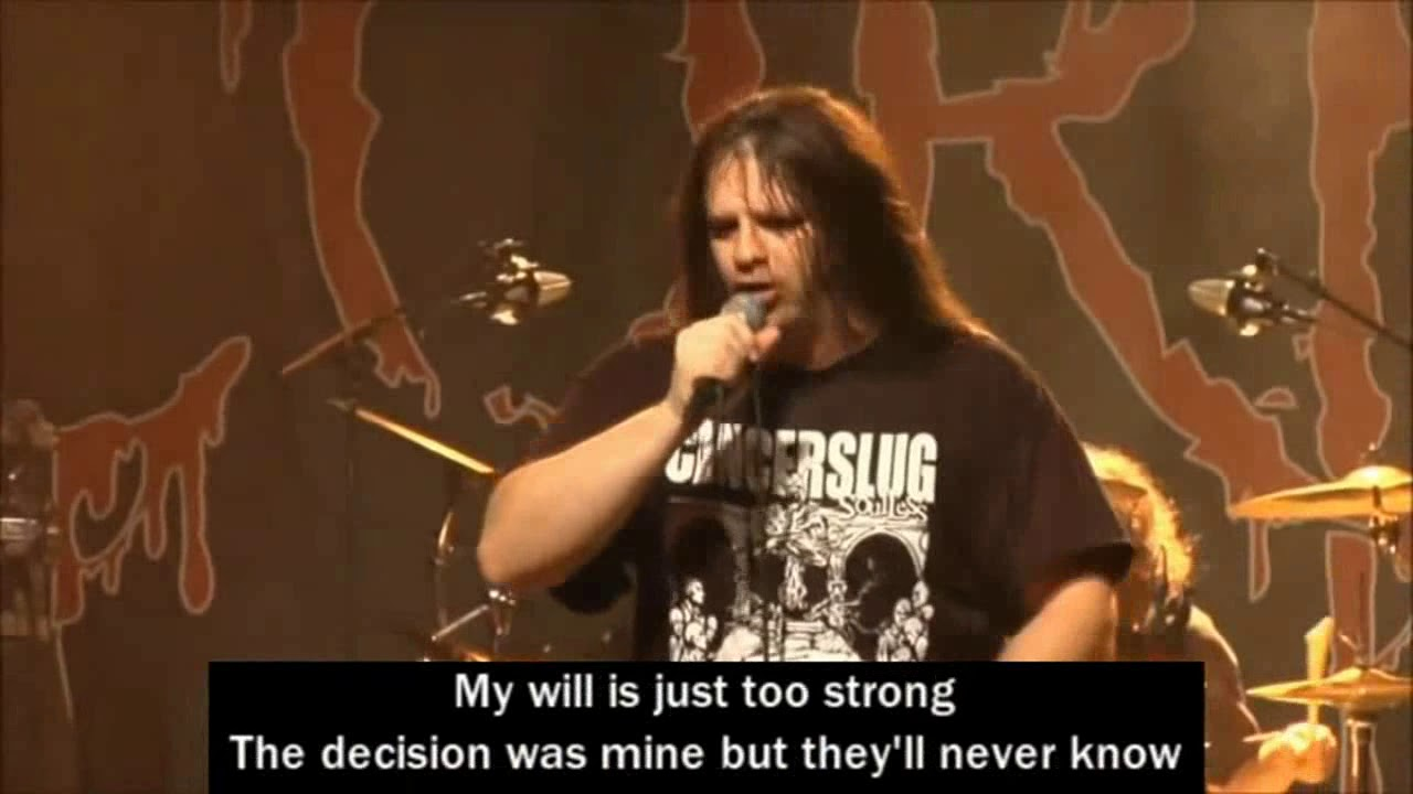 Cannibal Corpse Global Evisceration FULL DVD WITH LYRICS