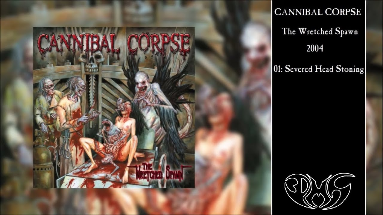 CANNIBAL CORPSE The Wretched Spawn (Full Album) 4K/UHD