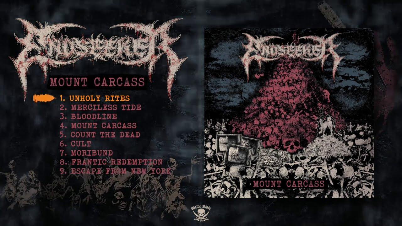 Endseeker – Mount Carcass (FULL ALBUM)
