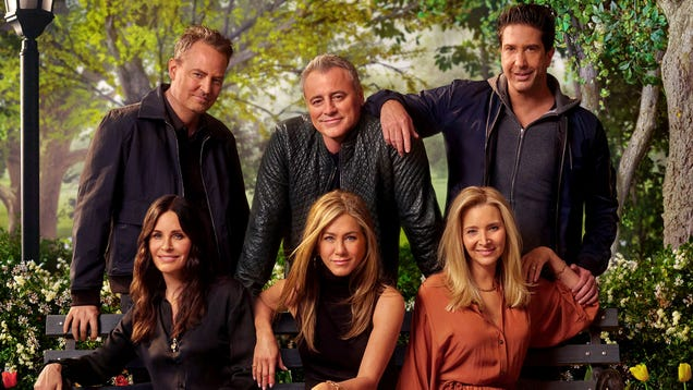 The Most Jaw-Dropping Quotes From The 'Friends' Reunion