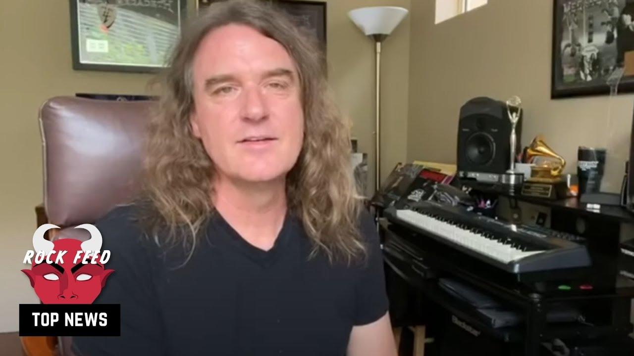 David Ellefson Responds To MEGADETH Firing