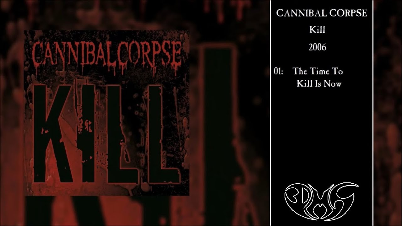 CANNIBAL CORPSE Kill (Full Album) 4K/UHD