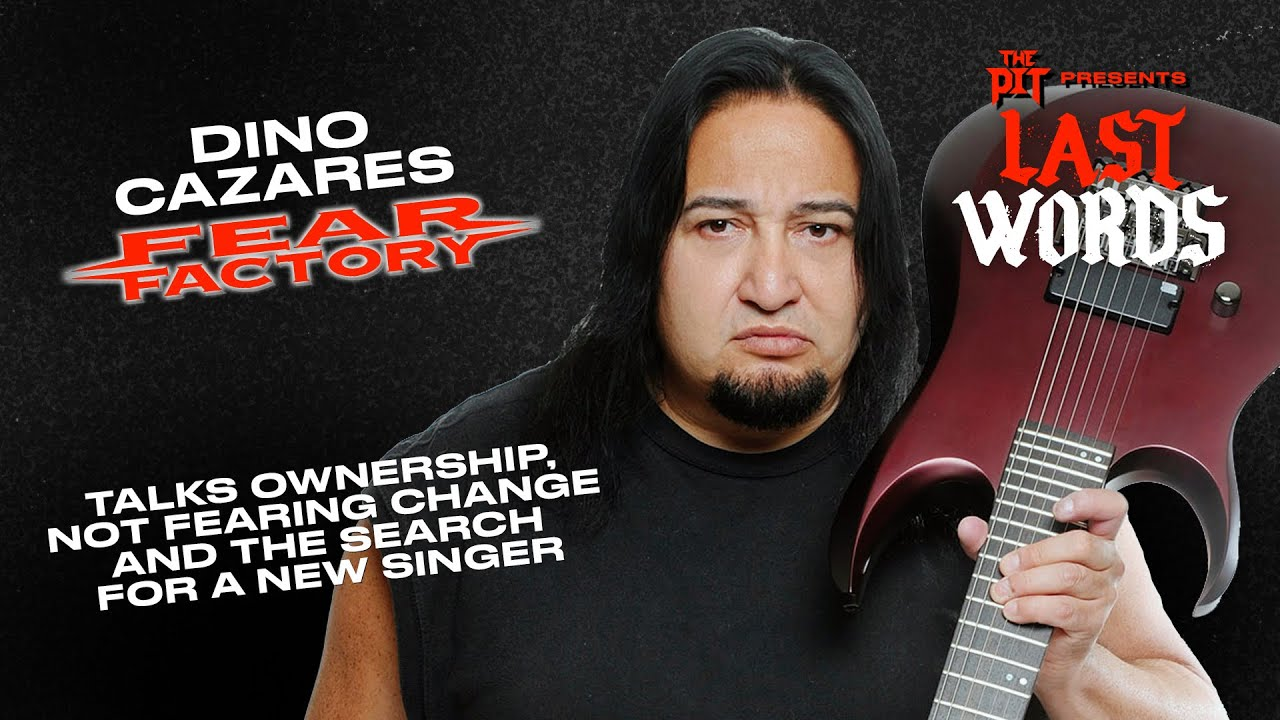 Dino Cazares of Fear Factory on Ownership & The Search for A New Singer