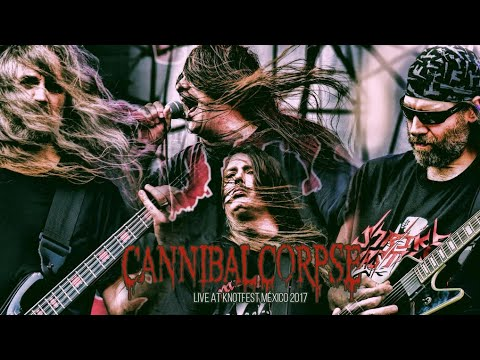 Cannibal Corpse KnotFest 2017