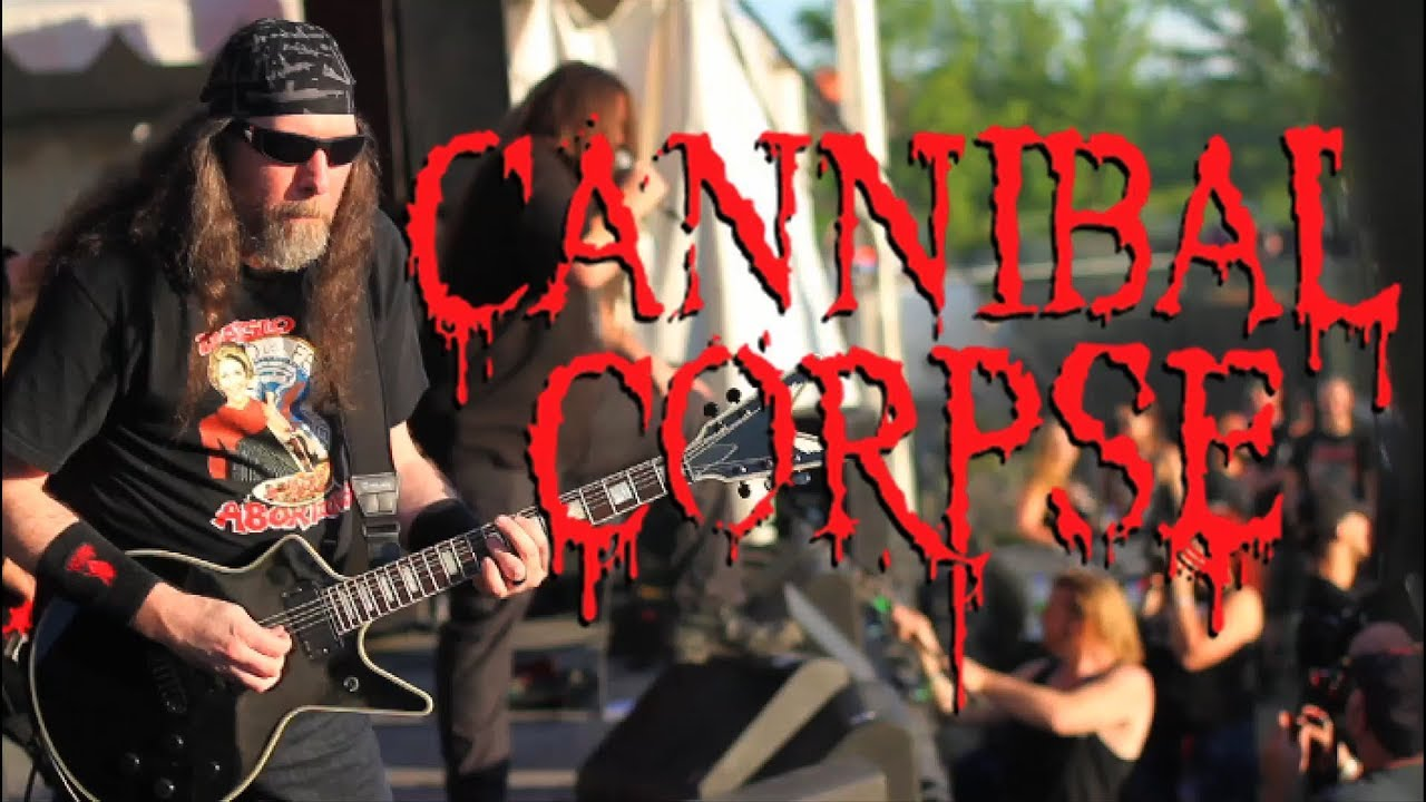 Cannibal Corpse | Scourge of Iron