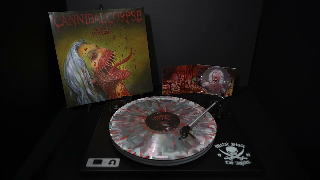 Cannibal Corpse – Violence Unimagined (LP Stream)