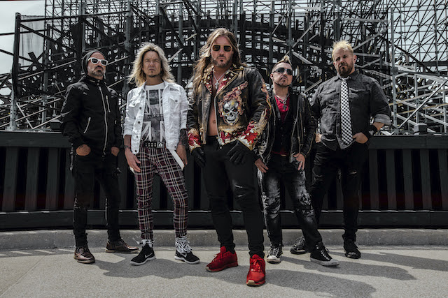 Fozzy release new video for 'Sane'